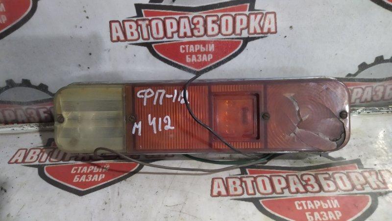 Фонарь задний Москвич 412 задний левый (б/у)