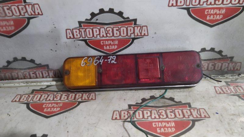 Фонарь задний Москвич 2140 левый (б/у)