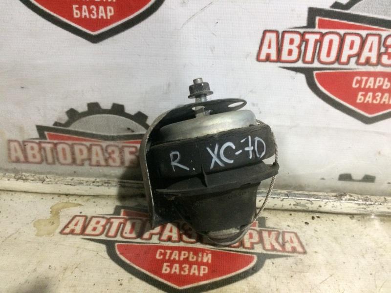Подушка двигателя Volvo Xc70 SB5254 B5254T 2005 задняя (б/у)