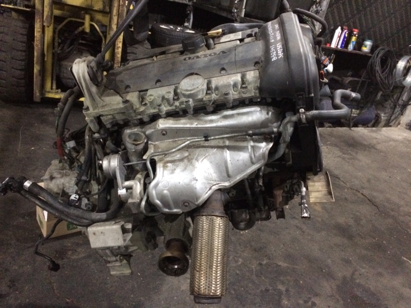 Двигатель в сборе Volvo Xc70 SB5254 B5254T 2005 (б/у)