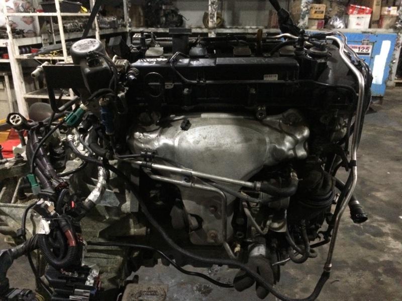 Двигатель в сборе Volvo V70 BB4204 'B4204T7 2011 (б/у)