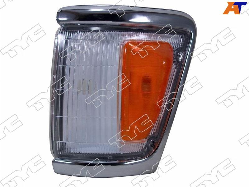 Габарит Toyota Hilux Surf KZN130 91-97