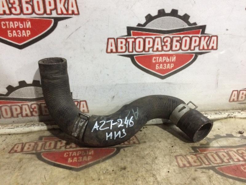 Патрубок системы охлаждения Toyota Caldina AZT246 нижний (б/у)