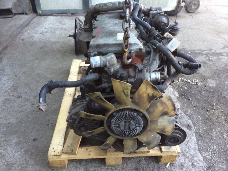 Двигатель в сборе Toyota Dyna XZU421 S05D 2001 (б/у)