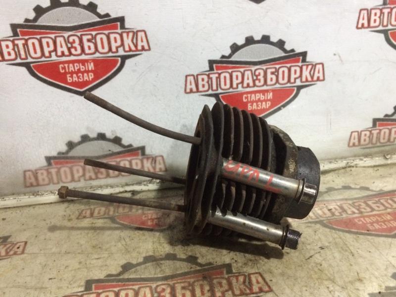 Цилиндр двигателя Урал левый (б/у)