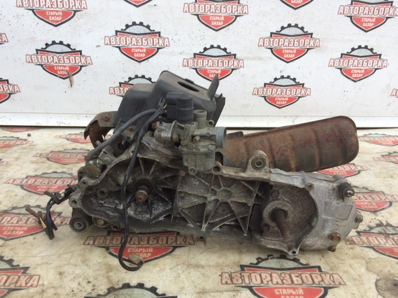 Двигатель Honda AF17-1049209 (б/у)