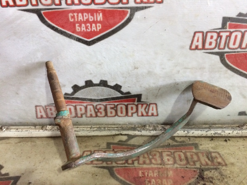 Педаль тормоза Урал (б/у)