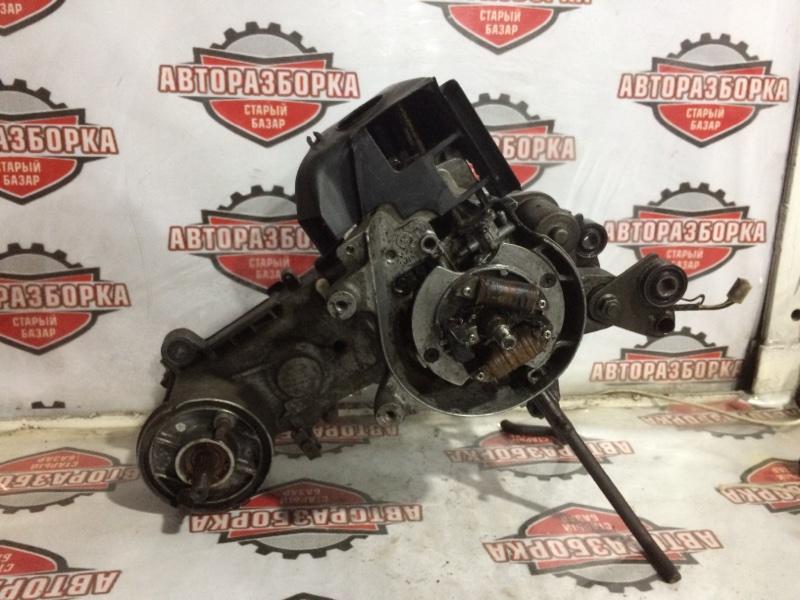 Двигатель Yamaha 1YU-1043085 (б/у)