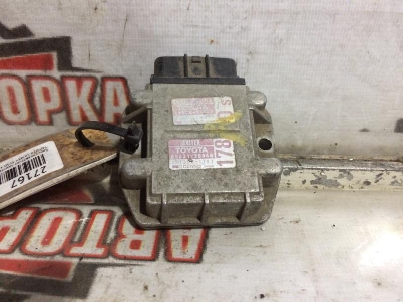 Блок управления зажиганием (коммутатор) Toyota Camry SV30 4SFE (б/у)