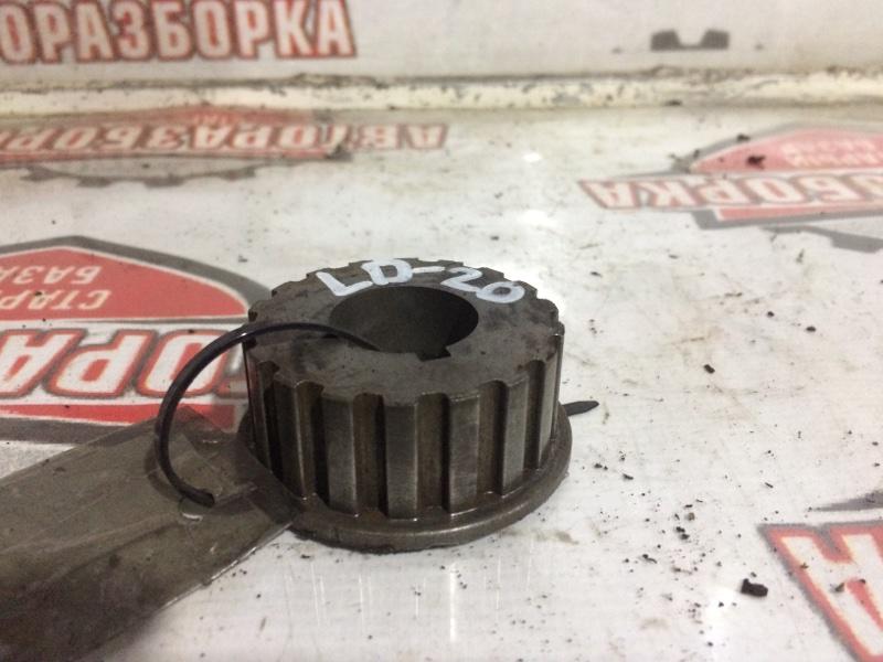 Шестерня коленвала Nissan Vanette Truck UGJNC22 LD20 (б/у)