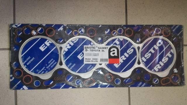 Прокладка головки блока цилиндров Toyota 2L