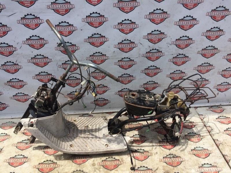 Рама Yamaha Jog 2JA-1940257 (б/у)