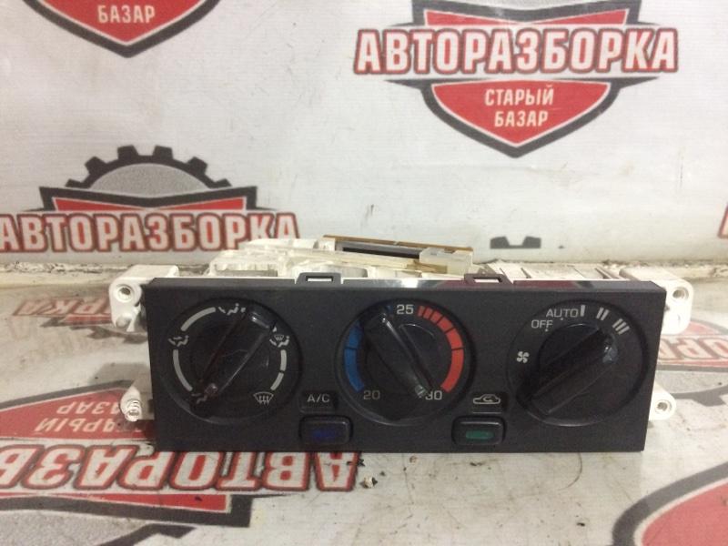 Блок управления климат-контролем Nissan Terrano LR50 VG33E 1996 (б/у)