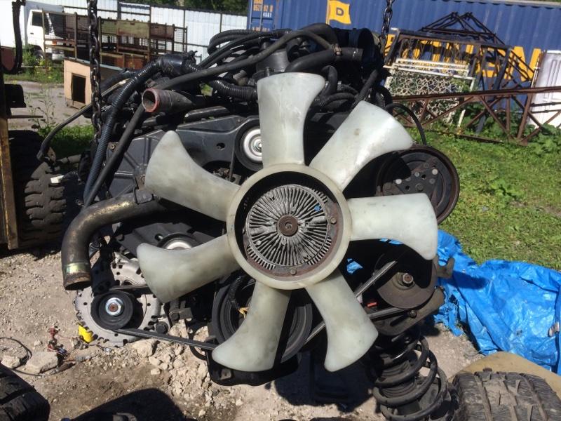 Двигатель в сборе Nissan Terrano LR50 VG33E 1996 (б/у)