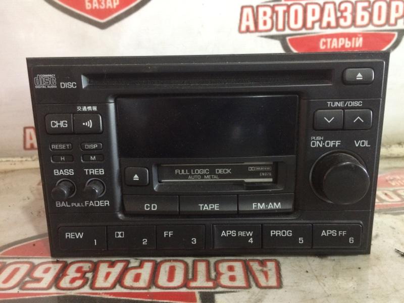 Магнитофон Nissan Terrano LR50 VG33E 1996 (б/у)