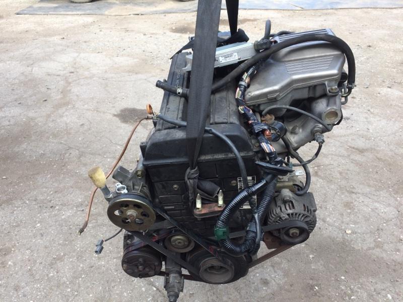 Двигатель в сборе Honda Cr-V RD1 B20B 1999 (б/у)