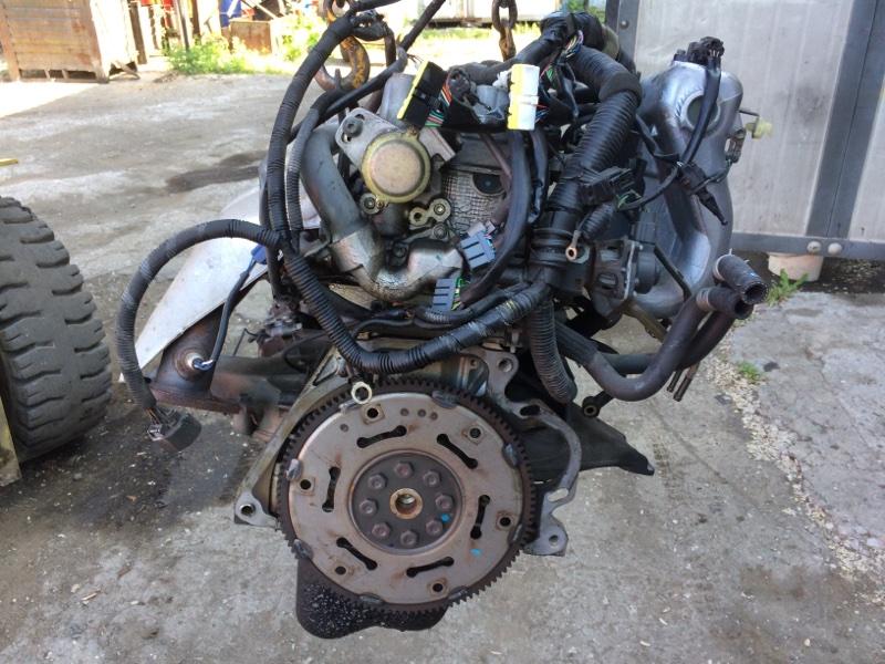 Двигатель в сборе Suzuki Escudo TL52W J20A 2002 (б/у)