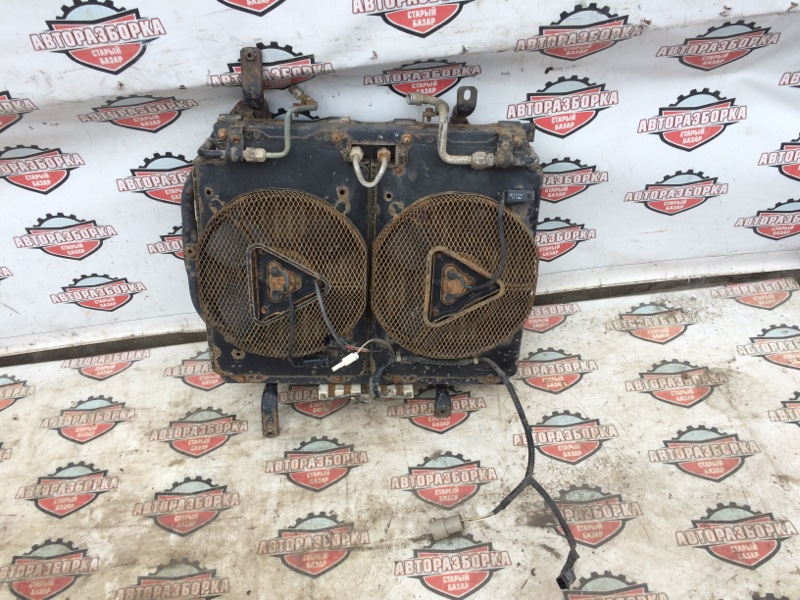 Радиатор кондиционера Toyota Lite Ace (б/у)