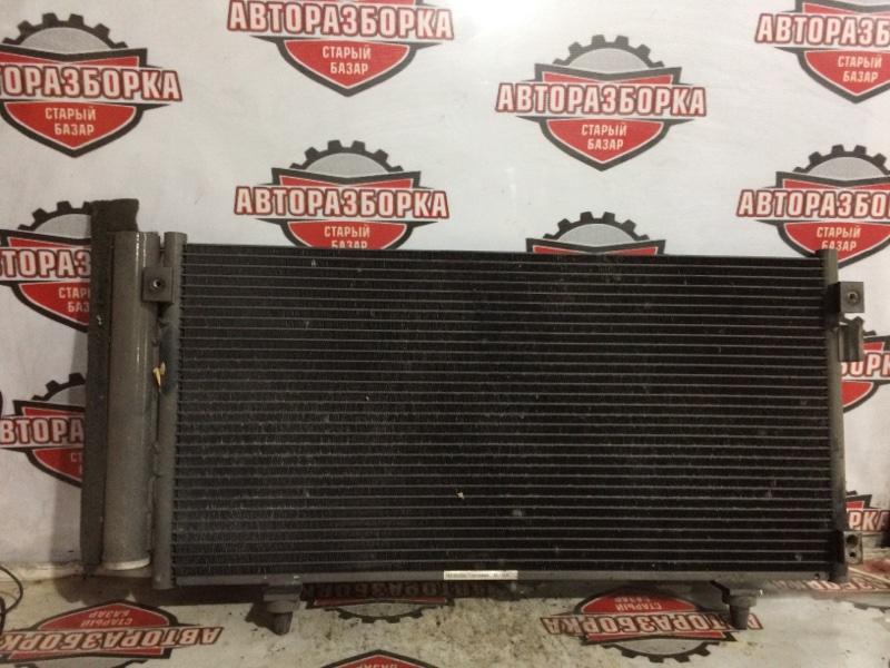 Радиатор кондиционера Subaru Forester SH5 EJ204 2008 (б/у)