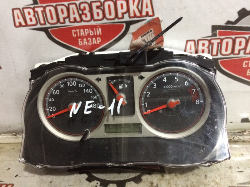 Спидометр Nissan Note NE11 HR15DE (б/у)