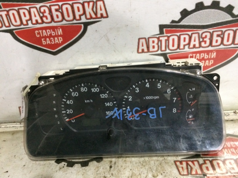 Спидометр Suzuki Jimny Wide JB33W G13 (б/у)