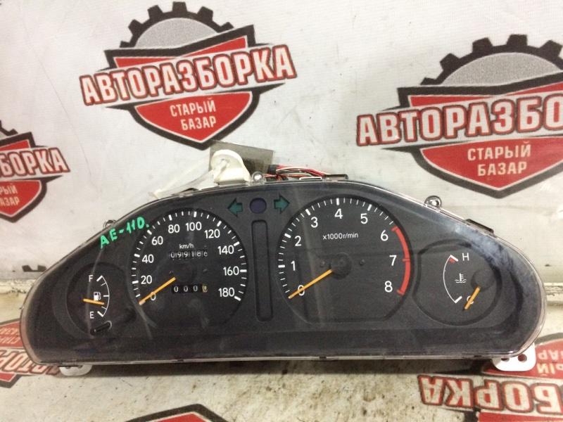 Спидометр Toyota Corolla Levin AE110 5AFE 1997 (б/у)
