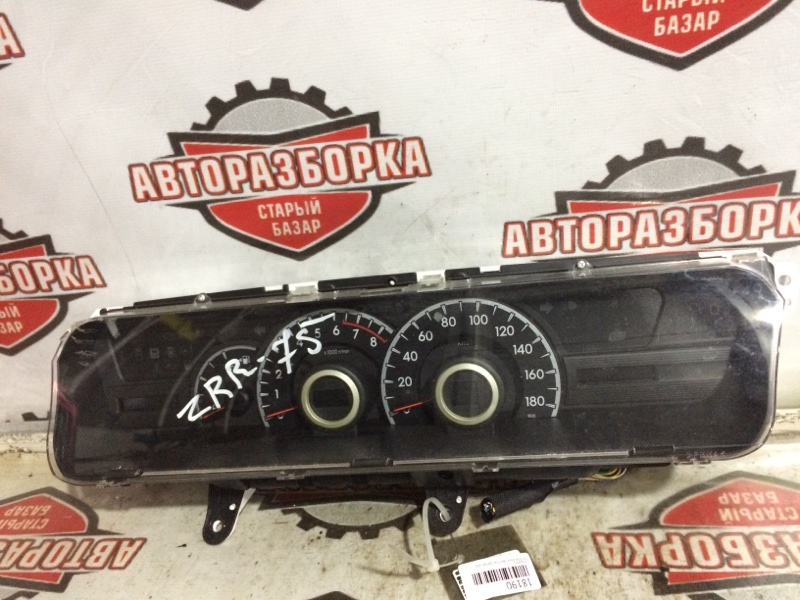 Спидометр Toyota Voxy ZRR75W 3ZRFAE 2013 (б/у)