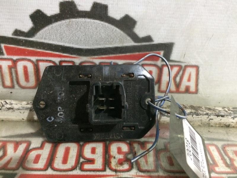 Реостат печки Toyota Dyna XZC655 N04CUN 2012 (б/у)