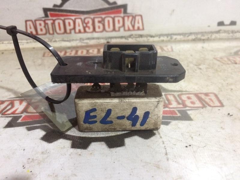 Реостат печки Toyota Corsa EL41 (б/у)