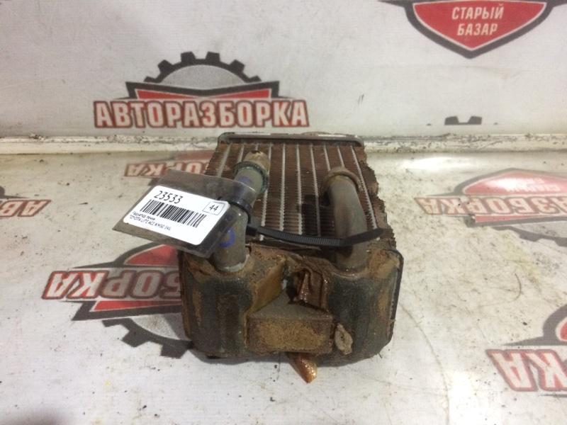 Радиатор печки Toyota Lite Ace KM30 5KU (б/у)