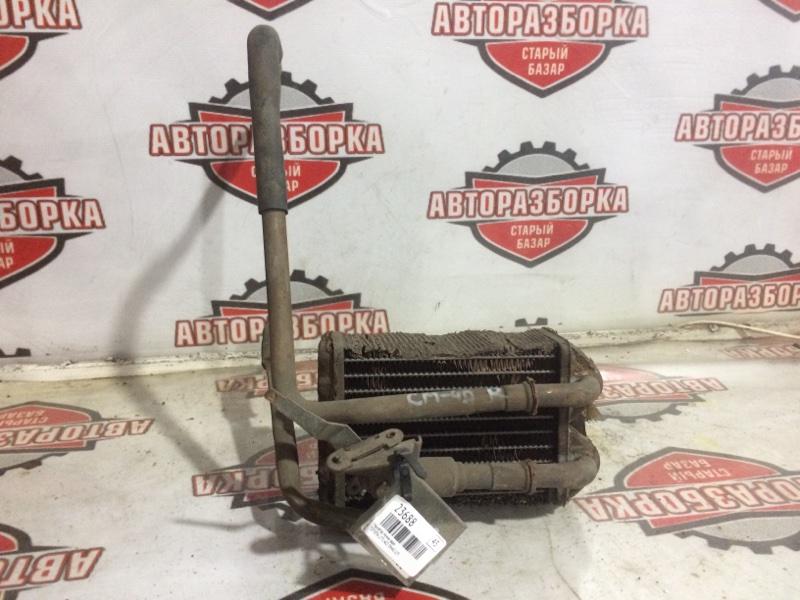 Радиатор печки Toyota Lite Ace CM40 2CT задний (б/у)
