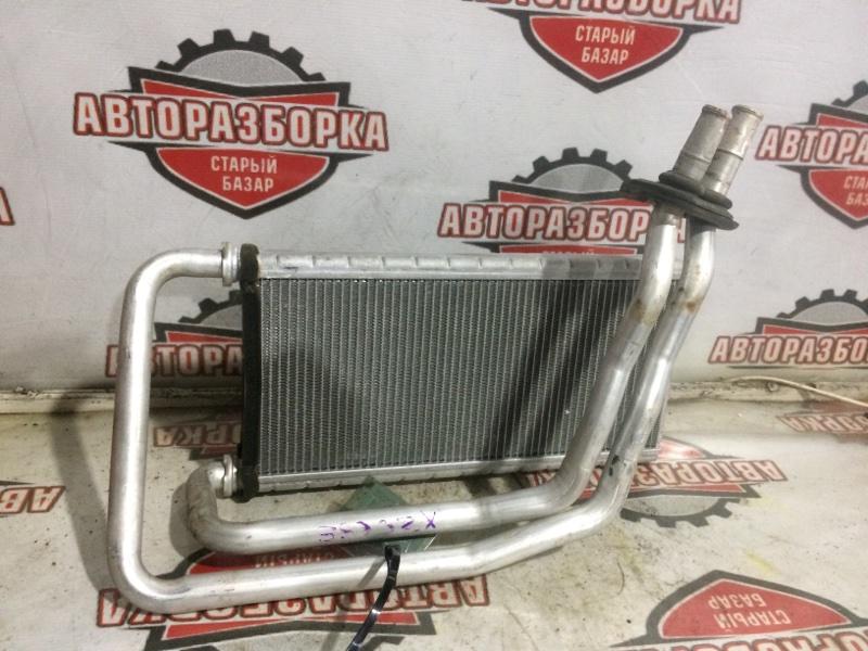 Радиатор печки Toyota Dyna XZC655 N04CUN 2012 (б/у)
