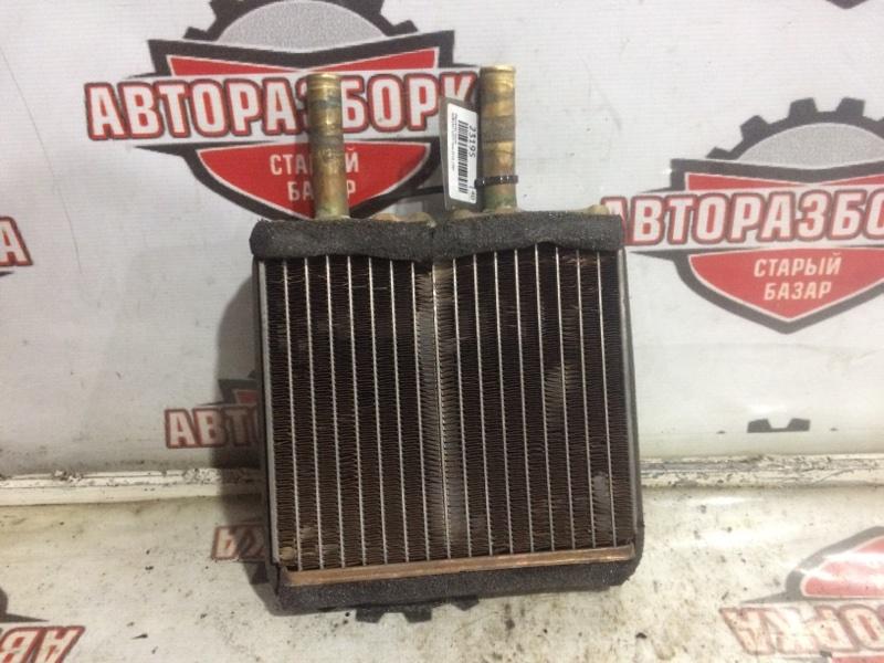 Радиатор печки Subaru Justy KA6 EF10 1984 (б/у)
