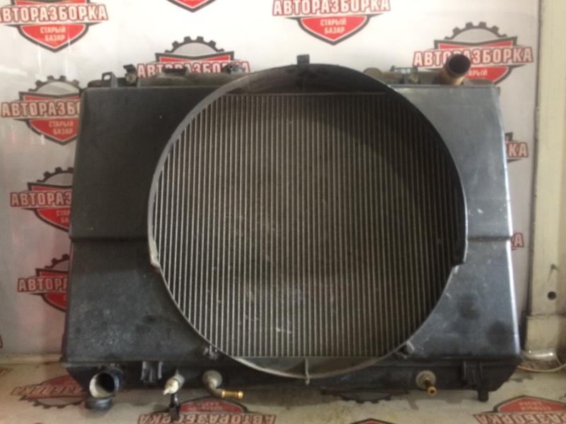 Радиатор охлаждения двигателя Toyota Town Ace Noah CR40 3CT 1997 (б/у)
