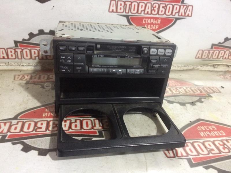 Магнитофон Toyota Town Ace Noah CR40 3CT 1997 (б/у)