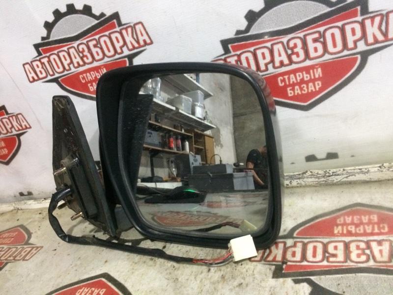 Зеркало Toyota Town Ace Noah CR40 3CT 1997 переднее правое (б/у)