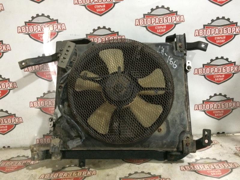 Радиатор кондиционера Toyota Hiace LH186 5L 2001 (б/у)