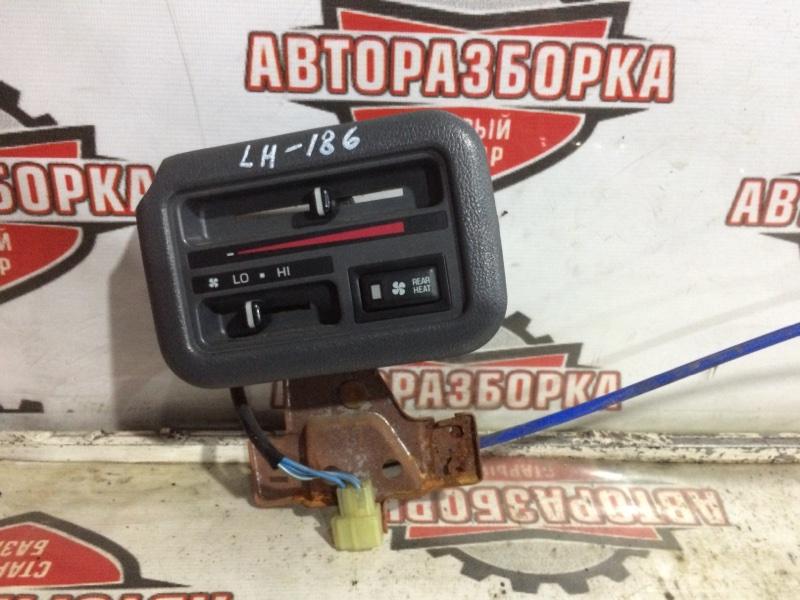 Блок управления климат-контролем Toyota Hiace LH186 5L 2001 задний (б/у)