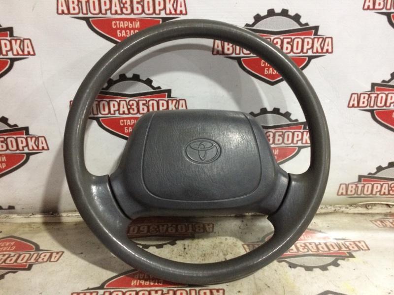 Руль Toyota Hiace LH186 5L 2001 (б/у)