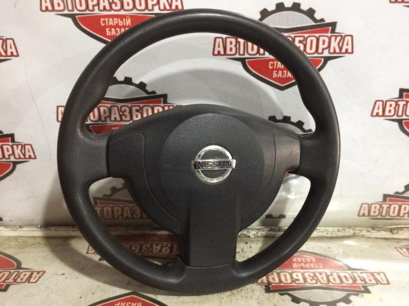 Руль Nissan Nv200 VM20 HR16DE 2009 (б/у)
