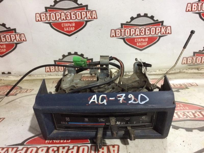 Блок управления климат-контролем Nissan Datsun Truck AG720 SD23 1985 (б/у)