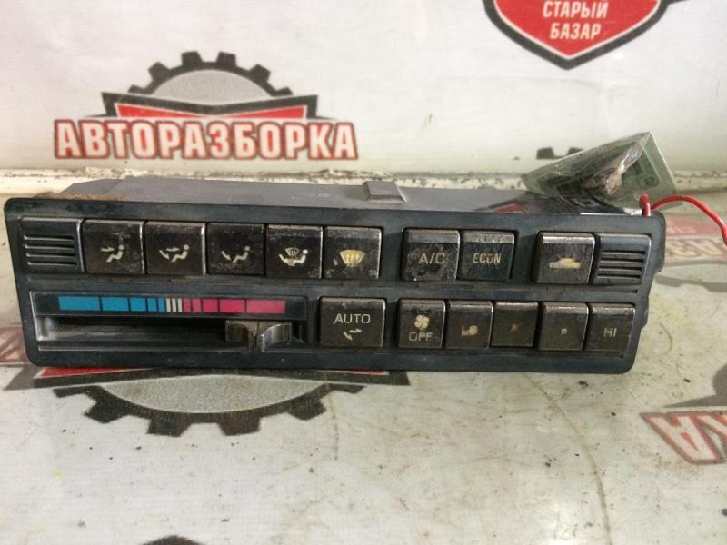 Блок управления климат-контролем Toyota Corona AT175 (б/у)