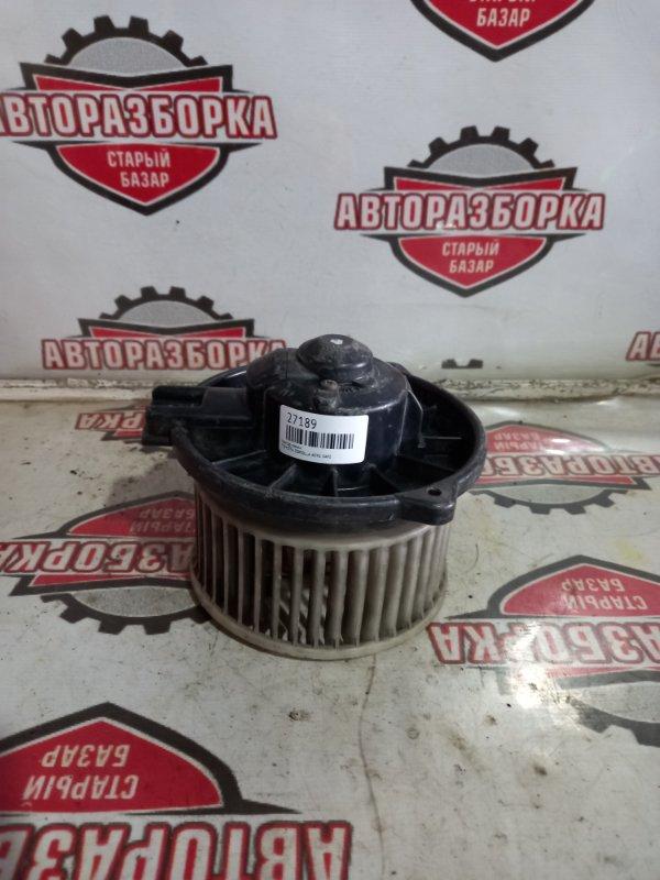 Мотор печки Toyota Corolla AE91 5AFE (б/у)