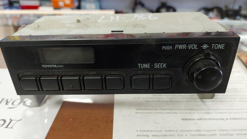 Магнитофон Toyota Hiace LH186 5L 2001 (б/у)