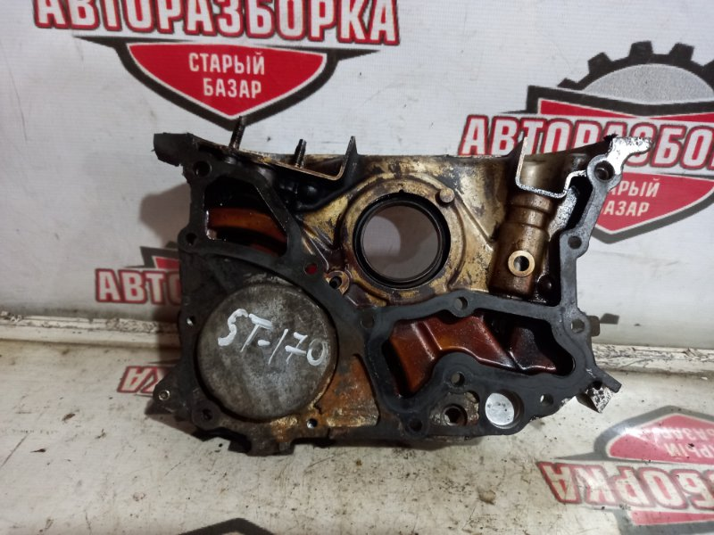 Насос масляный Toyota Carina ST170 4SFI (б/у)