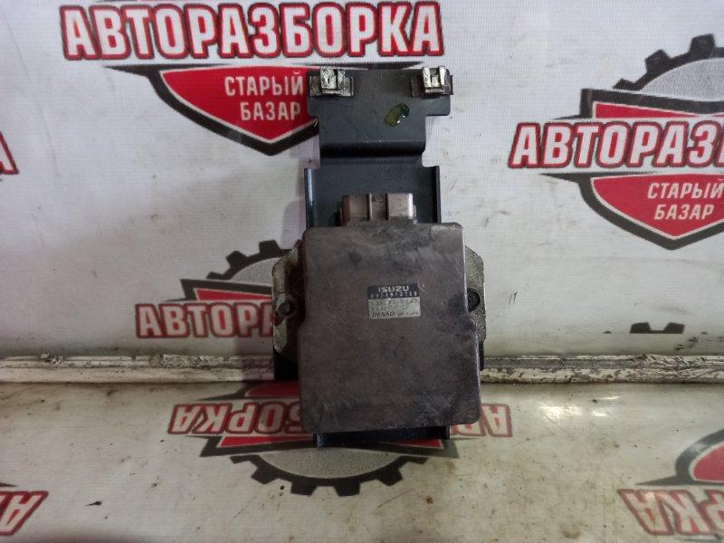 Блок управления форсунками Isuzu Elf NKR71E 4HG1 1999 (б/у)