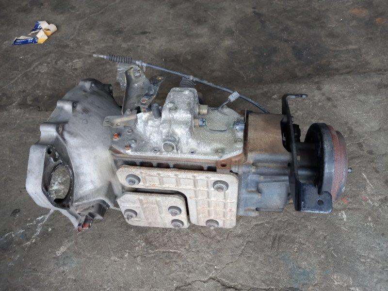 Мкпп Mazda Titan WH69G 4HG1 2004 (б/у)