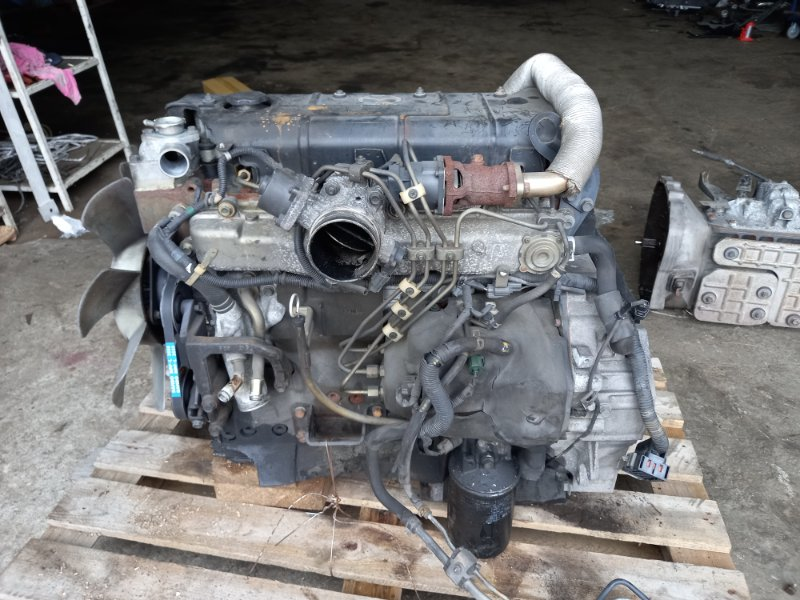 Двигатель в сборе Mazda Titan WH69G 4HG1 2004 (б/у)