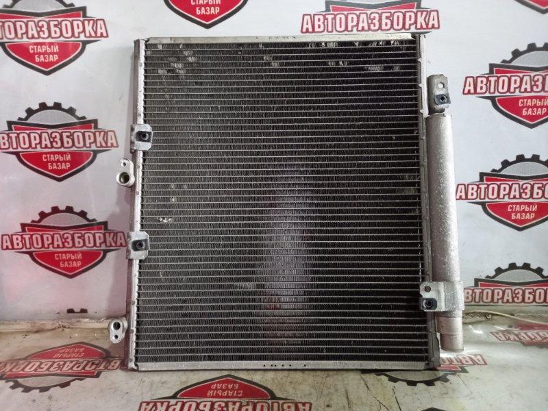 Радиатор кондиционера Mazda Titan WH69G 4HG1 2004 (б/у)