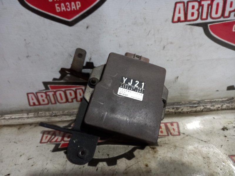 Блок управления топливным насосом Mazda Titan WH69G 4HG1 2004 (б/у)